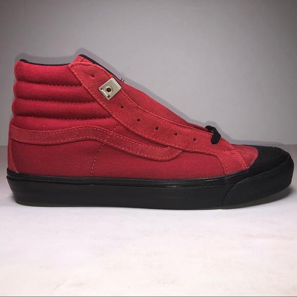 fac28b7ae63848 Vans Alyx OG Style 138 LX Chili Pepper Sneakers